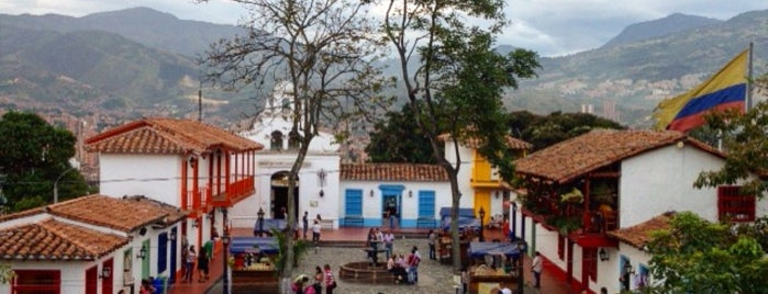 Pueblito Paisa is one of Colombia.