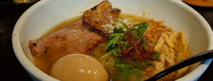 麺屋 宗 高田馬場 is one of 高田馬場ラーメン.
