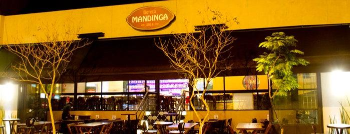 Boteco Mandinga is one of O melhor da Vila Leopoldina.