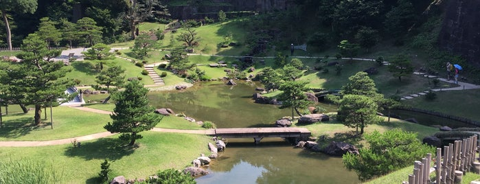 Gyokusen-inmaru Garden is one of Like really really want to try.