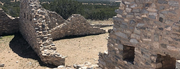 Salinas Pueblo Missions National Monument is one of Utah Trip.