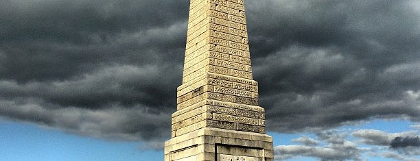 Lord Yarborough Monument is one of Isle of Wight Ancient Monuments.