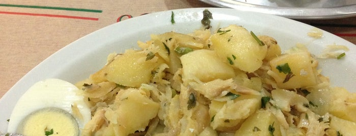 O Rei do Bacalhau is one of Pauloさんのお気に入りスポット.