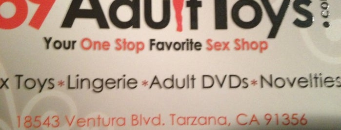 69 Adult Toys is one of BEST of CSUN 2012.