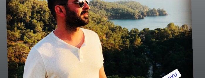Katrancı Koyu is one of Fethiye & Ölüdeniz & Göcek.