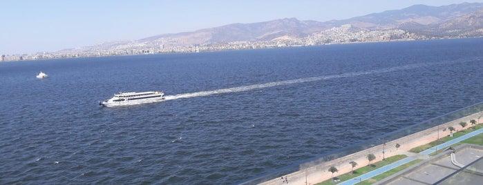 İzmir Ticaret Odası is one of Mehmet Ali 님이 좋아한 장소.