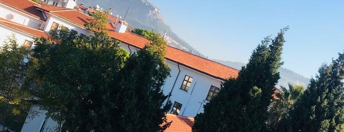 Muğla Yalçın Otel is one of Lieux qui ont plu à Barış.