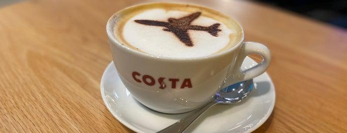 Costa Coffee is one of สถานที่ที่ Hauser ถูกใจ.