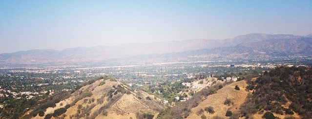 Mulholland Scenic Overview is one of LA.