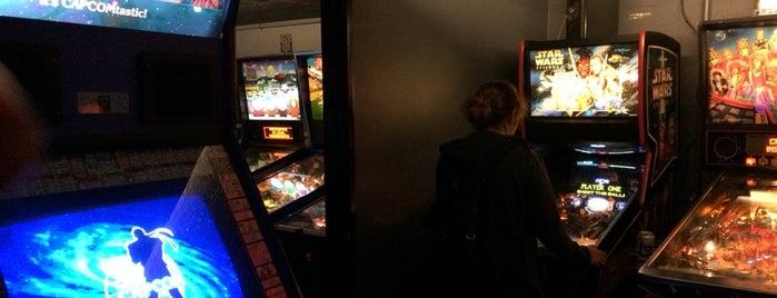 Ground Kontrol Classic Arcade is one of 🇺🇸 Keep Portland weird!.