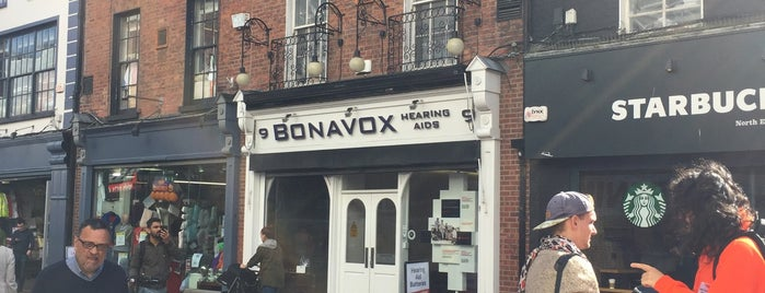 Bonavox is one of U2's Dublin.