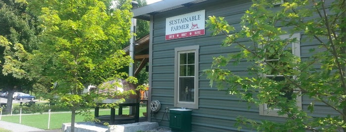 Sustainable Farmer is one of Woodstock.