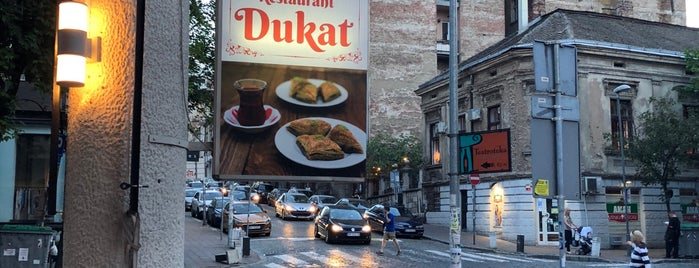 Dukat baklava is one of Restorani.