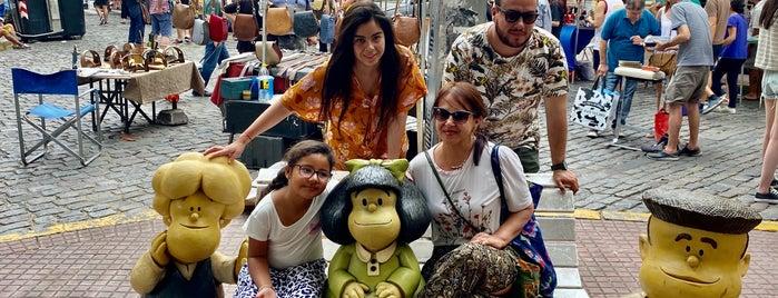 Casa de Mafalda is one of Buenos Aires.