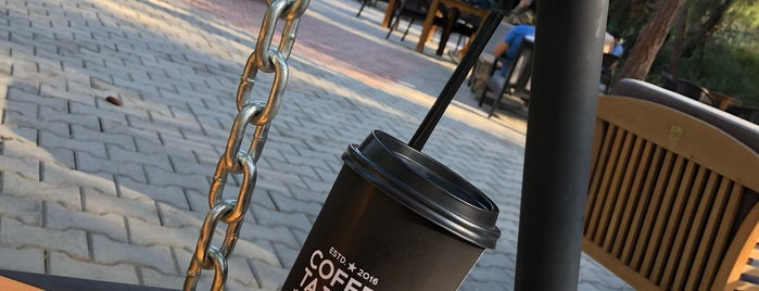 Coffeetainer is one of Ertuğさんのお気に入りスポット.