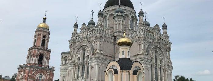 Казанский монастырь is one of Elena : понравившиеся места.
