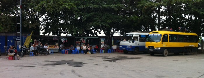 Bến Xe Điện Biên is one of Locais curtidos por Masahiro.