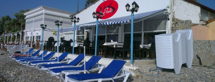 Keyf-i Balık Restaurant is one of Orhan.