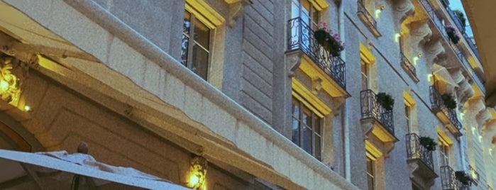 Hôtel Ritz is one of Paris.