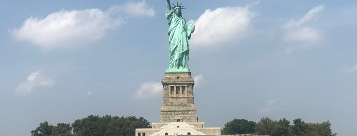 Statue of Liberty Museum is one of NYC greatest venues.