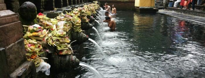 Pura Tirta Empul (Tirta Empul Temple) is one of Ubud.
