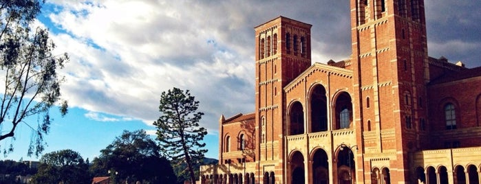 "UCLA is one of My ""Bucket list""."