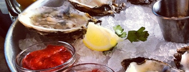 Doc Magrogan's Oyster House is one of Philly Phoodies.
