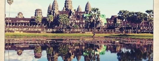 นครวัด is one of Hopefully, I'll visit these places one day....