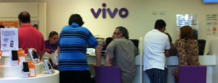 Vivo is one of Shopping Cidade Jardim.