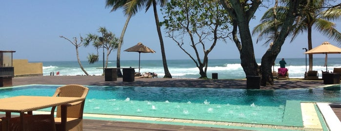 The Fortress Resort And Spa is one of Sri Lanka.