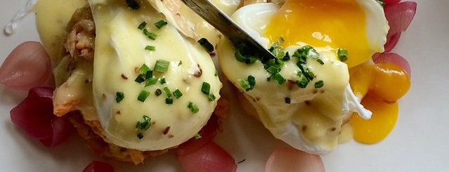 NYC's Best Eggs Benedict Dishes