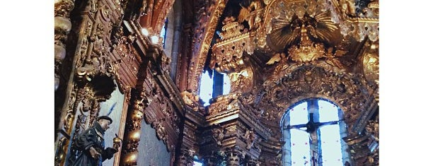 Igreja de São Francisco is one of Oporto.