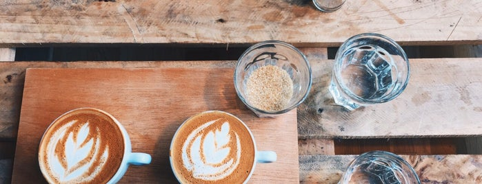 Grindsmith Espresso & Brewbar is one of Manchester.