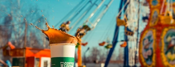 Coffee Like is one of Кофе с собой в городе Питере.