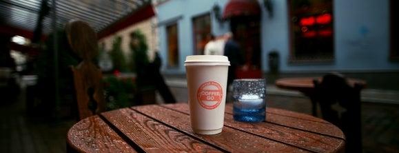 Coffeers (Coffee Go) is one of Кофе с собой в городе Питере.
