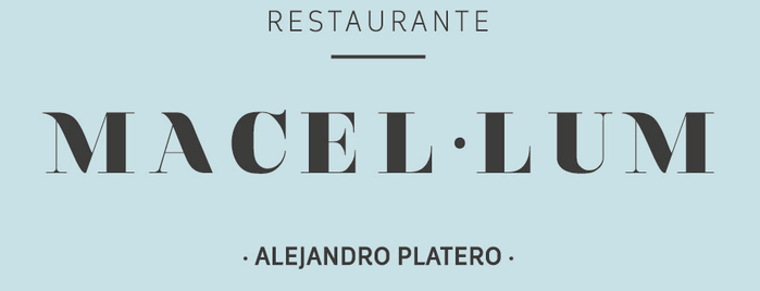 Restaurante Macel·lum is one of To Try.