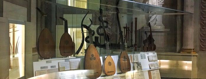 Museo della Musica is one of ZeroGuide • Bologna.