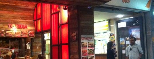Deliziosa is one of Posti che sono piaciuti a Sofia.
