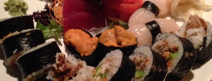 Miso Sushi is one of Best Terrasses in Montreal.