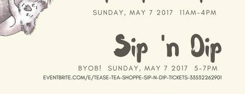 Tea'se Tea Shoppe is one of สถานที่ที่บันทึกไว้ของ Megan.