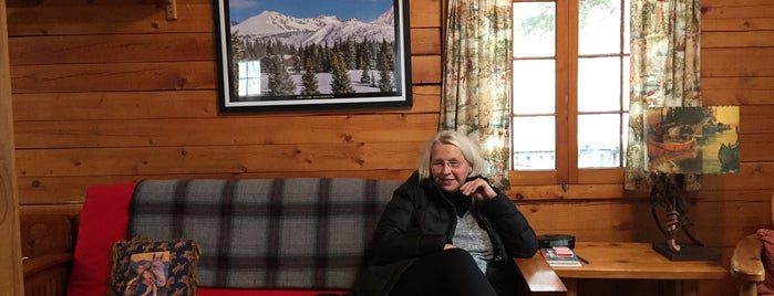 Avalanche Ranch is one of Jana : понравившиеся места.
