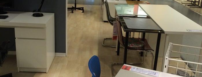 IKEA is one of Istanbul - En Fazla Check-in Yapılan Yerler-.