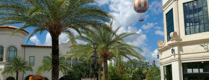 Disney Springs is one of Orlando, FL.