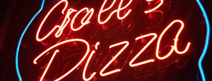 Croll's Pizza & Beer is one of Pacific Old-timey Bars, Cafes, & Restaurants.