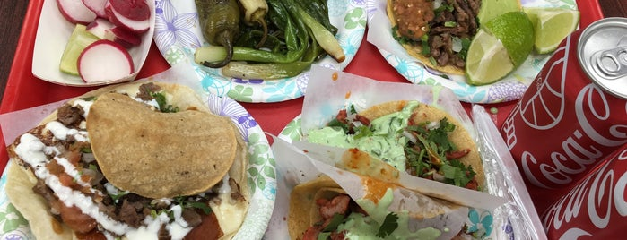 Tacos El Gordo is one of First List to Complete.
