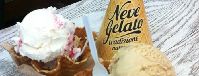Neve & Gelato is one of Reposo total.
