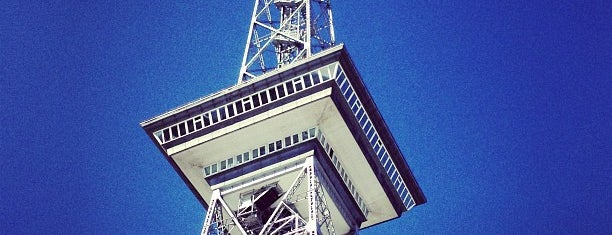 Berliner Funkturm is one of Berlin.