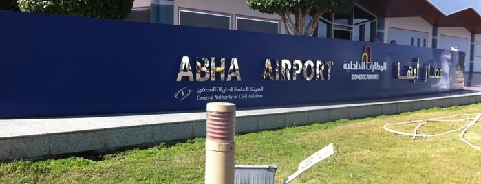 Abha International Airport is one of Posti che sono piaciuti a K.