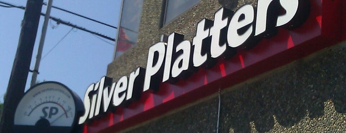 Silver Platters is one of Record Shops.