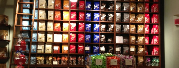 Lindt is one of Boston.